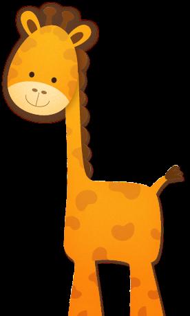 Png Safari Png Girafa Rabiscos De Animais Festa De