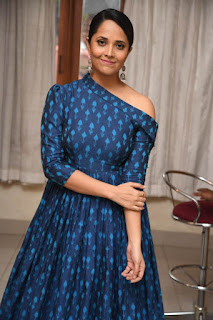 anasuya at avakusa trailer launch 9