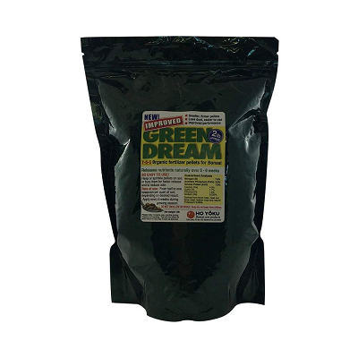 Green Dream Organic Bonsai fertilizer improved formula