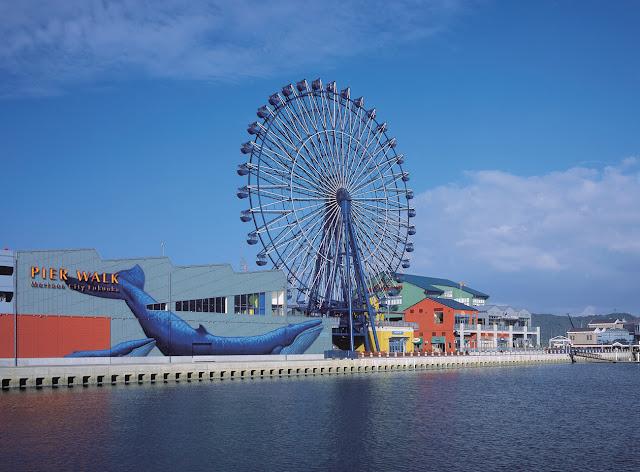 Ayo Berkunjung ke Marinoa City Fukuoka, Mall Terbesar di Kyushu