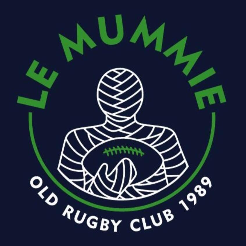 "Old Rugby Club ""Le Mummie"" 1989 Venezia"
