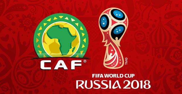 مشاهدة قرعة تصفيات كأس العالم 2018 افريقيا