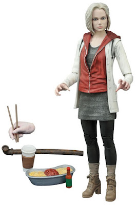 iZombie Television Series Liv Moore Section Action Figure by Diamond Select Toys