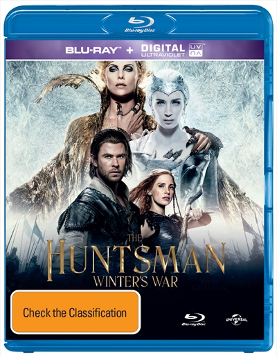 The Huntsman Winter's War 2016 EXT Daul Audio DD 5.1ch 720p BRRip 1GB, hollywood movie The Huntsman Winter's War hindi dubbed dual audio hindi english languages original audio 720p BRRip Extended cut hdrip free download 700mb or watch online at world4ufree.be