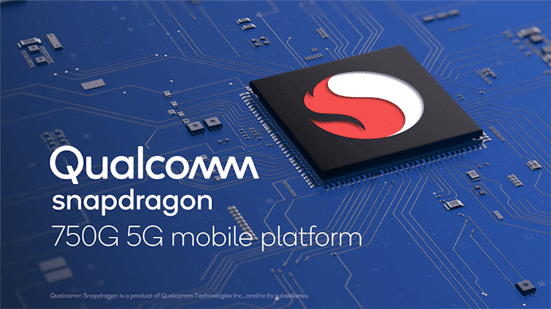Qualcomm announces Snapdragon 750G SoC with 5G, the chip inside Galaxy A42 5G