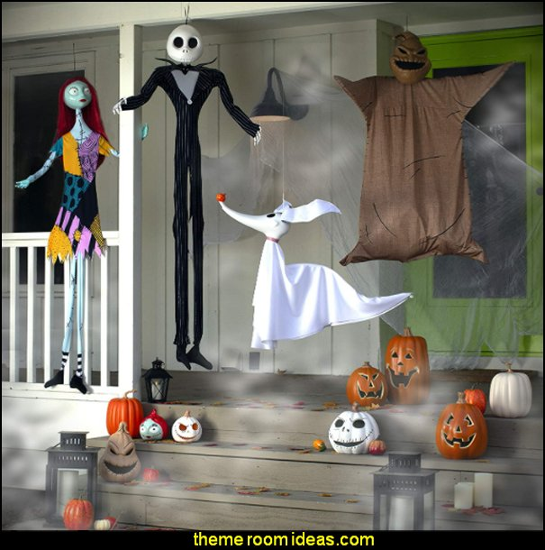 Disney The Nightmare Before Christmas  Poseable Hanging Character Decorations