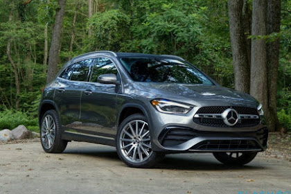 2021 Mercedes-Benz GLA 250 4MATIC SUV Review, Specs, Price