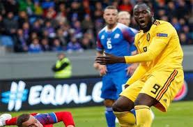 مباراة بلجيكا وآيسلندا