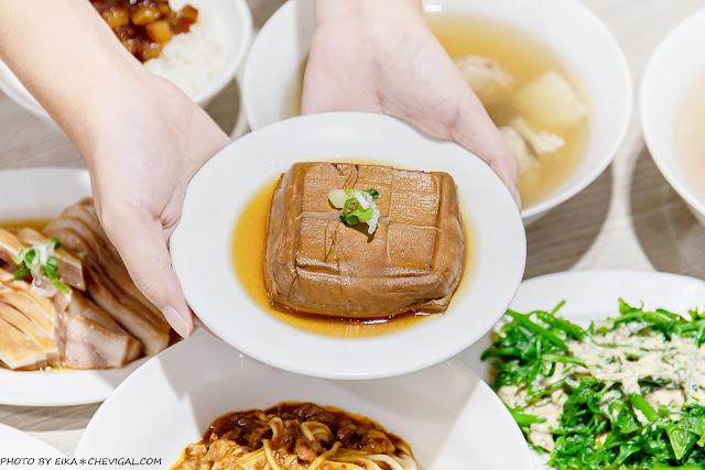 MG 5450 - 熱血採訪│玉堂春魯肉飯,台中魯肉飯的後起之秀,文青派台灣味小吃,還有老饕必點蔥油雞腿超誘人!