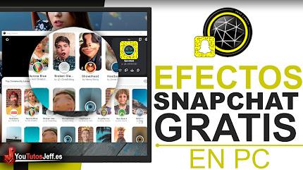 Descargar Cámara Snapchat en PC Gratis - Efectos de Snapchat