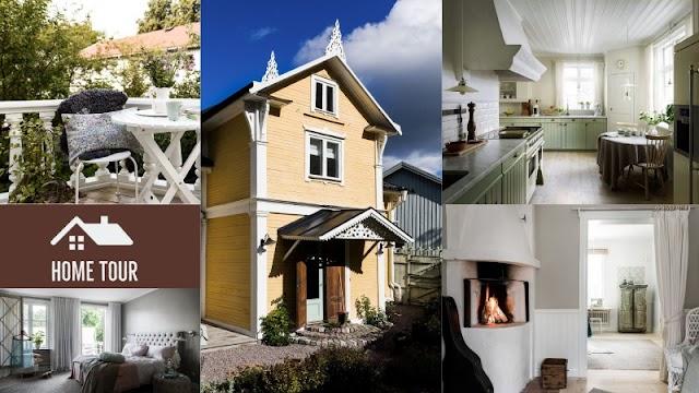 Ένα σπίτι βγαλμένο από ...μουσείο αρχιτεκτονικής του 19ου αιώνα