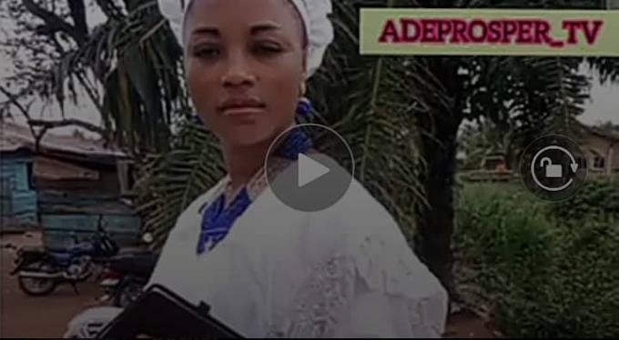 [Music + Video] Oluwa Gbeminija - Woli Mary