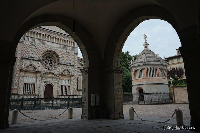 Visitar Bérgamo - Itália
