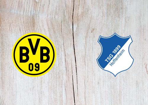 Borussia Dortmund vs Hoffenheim -Highlights 13 February 2021