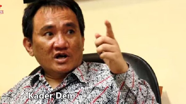 Sebut Koalisi Gemuk 6 Partai, Andi Arief: Tuhan Berkehendak Lain Lewat Elektabilitas AHY