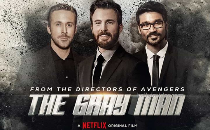 Dhanush joins Hollywood's A-list actors Ryan Gosling, Chris Evans for 'The Gray Man'
