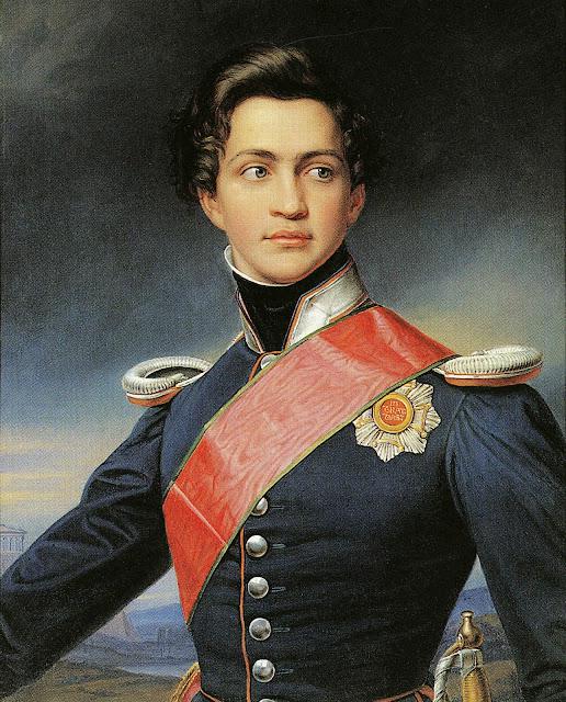 27 Ιουλίου 1832: Η Εθνοσυνέλευση στο Ναύπλιο επικυρώνει την απόφαση των μεγάλων δυνάμεων που ορίζει τον Όθωνα βασιλιά της Ελλάδας
