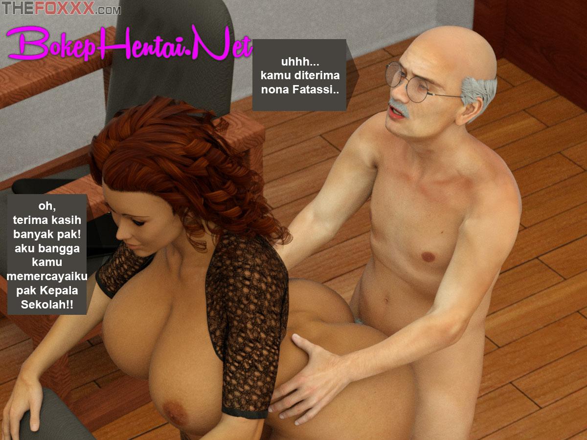 Komik saru bokep sex 3 dimensi berujung sex