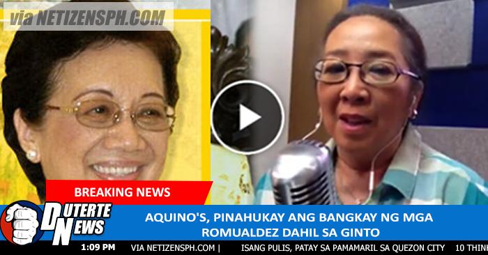MGA programa ni dating pangulong Corazon Aquino
