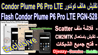 flash-firmware-Condor-Plume-P6-Pro-LTE-PGN-528