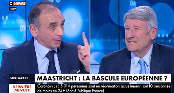 Face à l'info : référendum pour Eric Zemmour, Philippe de Villiers affole CNews