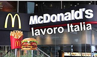 adessolavoro - McDonald's lavoro