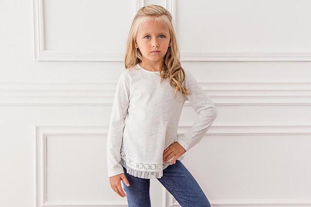 ropa de moda niñas invierno 2017
