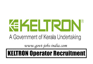 How to Apply KELTRON Operator Recruitment 2020