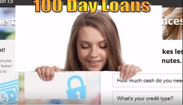 100 Day Loans & 100 Day Loans Review-See