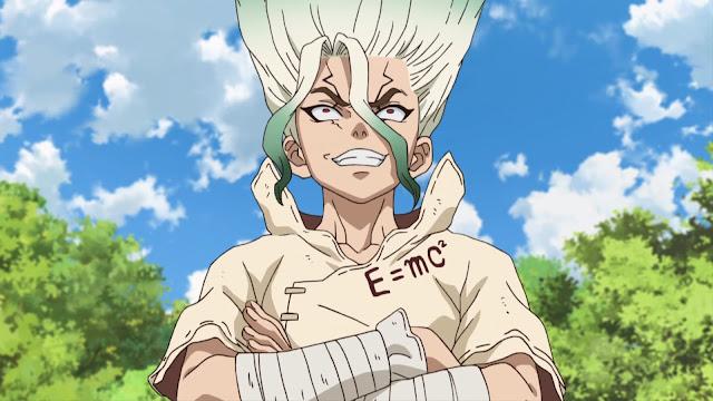 Manga Dr. Stone ha vendido más de 8 millones de copias