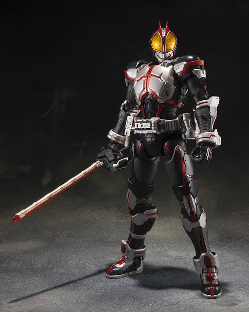 [FIRST OFFICIAL LOOK] Superior Imaginative Colosseum Kamen Rider Faiz