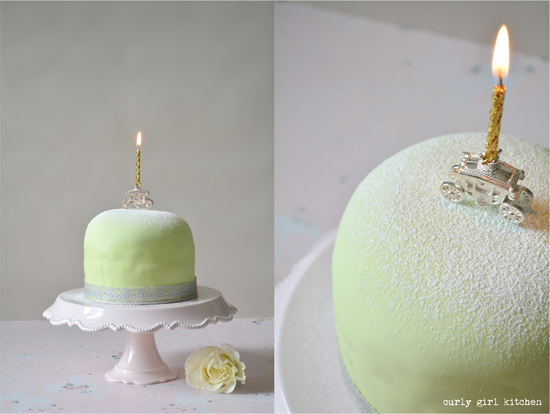 Princess Cake, Swedish Princess Cake, Princess Birthday Party, Carriage Cake Topper