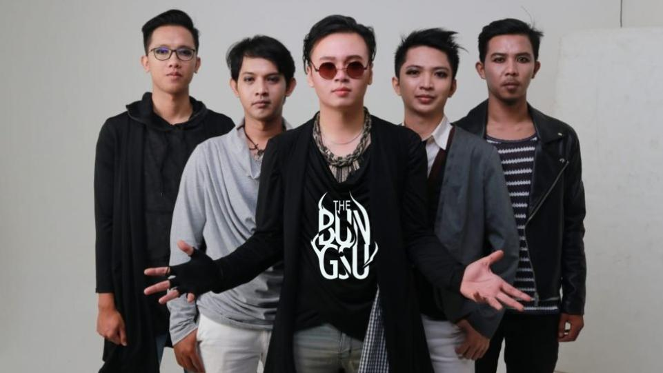 Para personal grup band The Bungsu. (Dok. Istimewa)