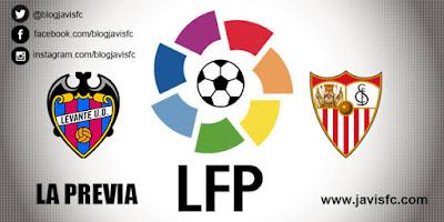 Previa Levante UD - Sevilla FC