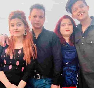 Riyaz Aly Family
