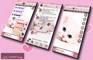 Cat Cute White Theme FCat Cute White Theme For YOWhatsApp & Fouad WhatsApp By NandaCat Cute WhitCat Cute White Theme For YOWhatsApp & Fouad WhatsApp By Nandae Theme For YOWhatsApp & Fouad WhatsApp By Nandaor YOWhatsApp & Fouad WhatsApp By Nanda