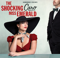 The cover of The Shocking Miss Emerald by Caro Emerald