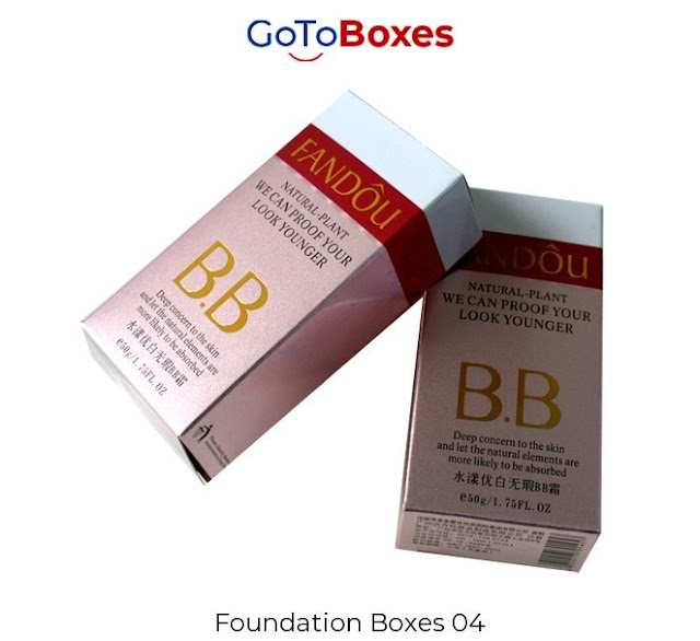 Foundation Box Packaging