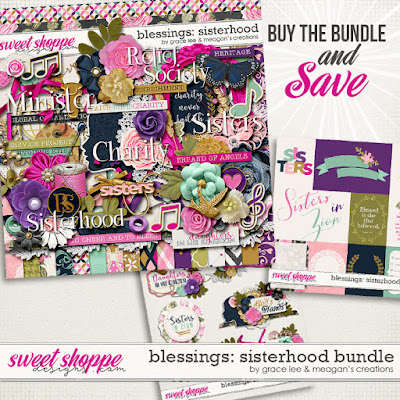 Blessings: Sisterhood Bundle