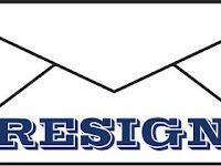Contoh Surat Pengunduran Diri (Resign) Kerja yang Baik dan Benar