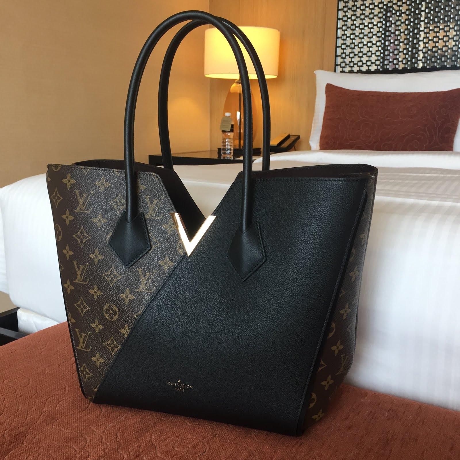 Louis Vuitton Kimono Bag Review