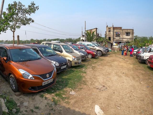 parking in godkhali