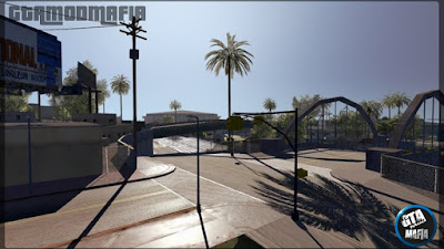 GTA San Andreas Renderhook