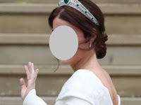 Two Titanium Stems on the Back, Princess Eugenie's Scoliosis Traces