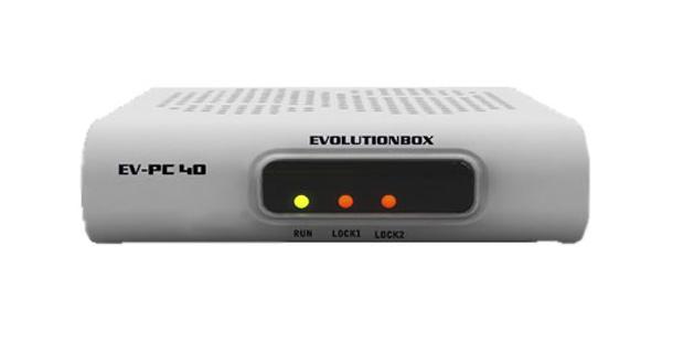 EVOLUTIONBOX DONGLE PC40 NOVA ATUALIZAÇÃO MODIFICADA - 01/06/2017