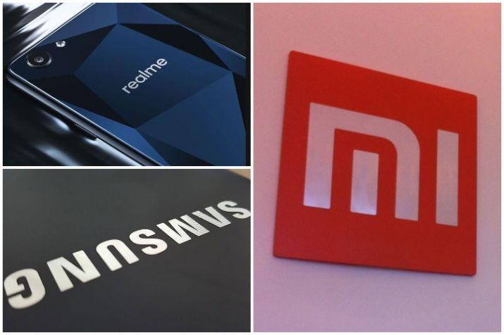 Xiaomi vs Samsung vs Realme - Which Is India's Most Desired Smartphone Brand