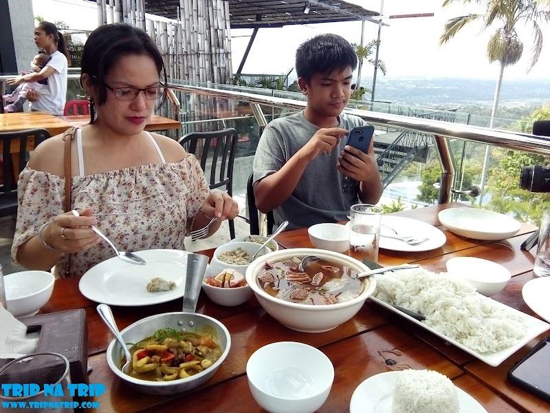 Food over the City - Sutu Amaya View CDO
