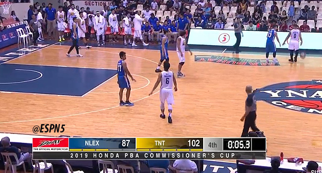 TNT def. NLEX, 102-87 (REPLAY VIDEO) May 22