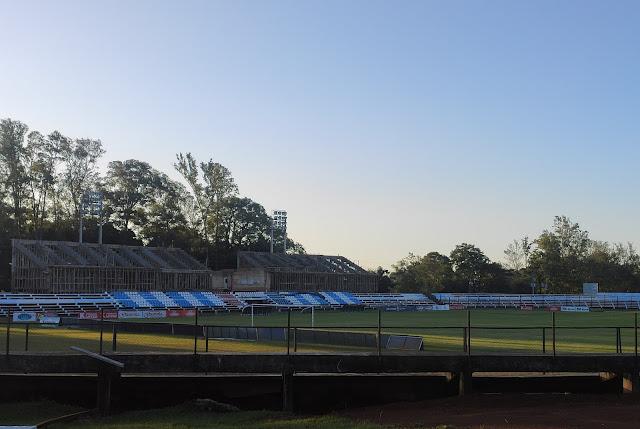 El Parque del Guairá se va poniendo a punto