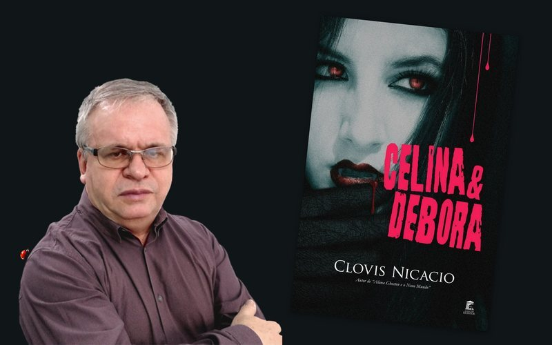 Terror, romance, drama e erotismo. É o que promete Clóvis Nicacio logo na introdução do lançamento Celina & Debora. Conhecido pelas ficções especulativas, o autor apresenta, desta vez, uma nova espécie de vampiros que promete desconstruir tudo que já se escreveu sobre essas criaturas.